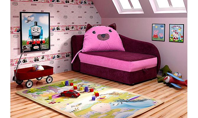 раскладной диван bolek kot (lubnice)