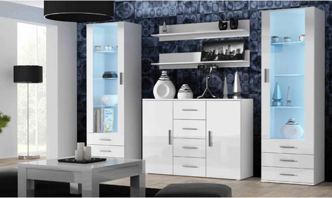 Стенка SOHO 3 (CA) (BIM furniture)