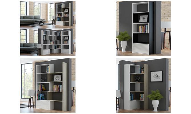 книжный шкаф paco (cama)