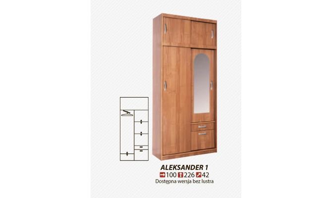 Шкаф ALEXANDER 1 (MEBLOCROSS)