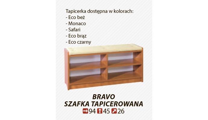 Комод BRAVO SZAFKA TAPICEROWANA (MEBLOCROSS)