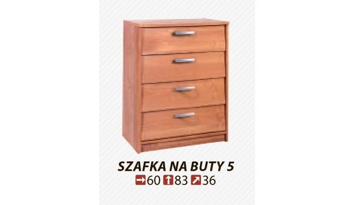Обувной шкаф 5 (MEBLOCROSS)