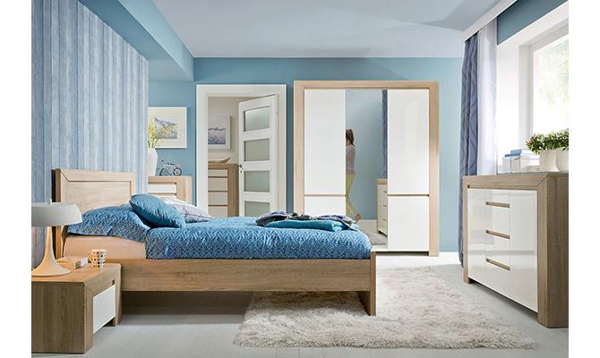 спальня danton (brw)