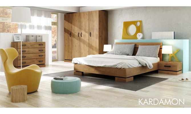 Спальня Kardamon (Lenart)