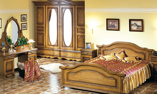 Спальня Ol-Tar  (Taranko)
